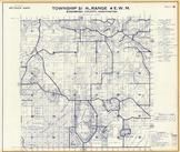 Township 31 N., Range 4 E., Norman, Silvan, Lake Goodwin, Snohomish County 1960c
